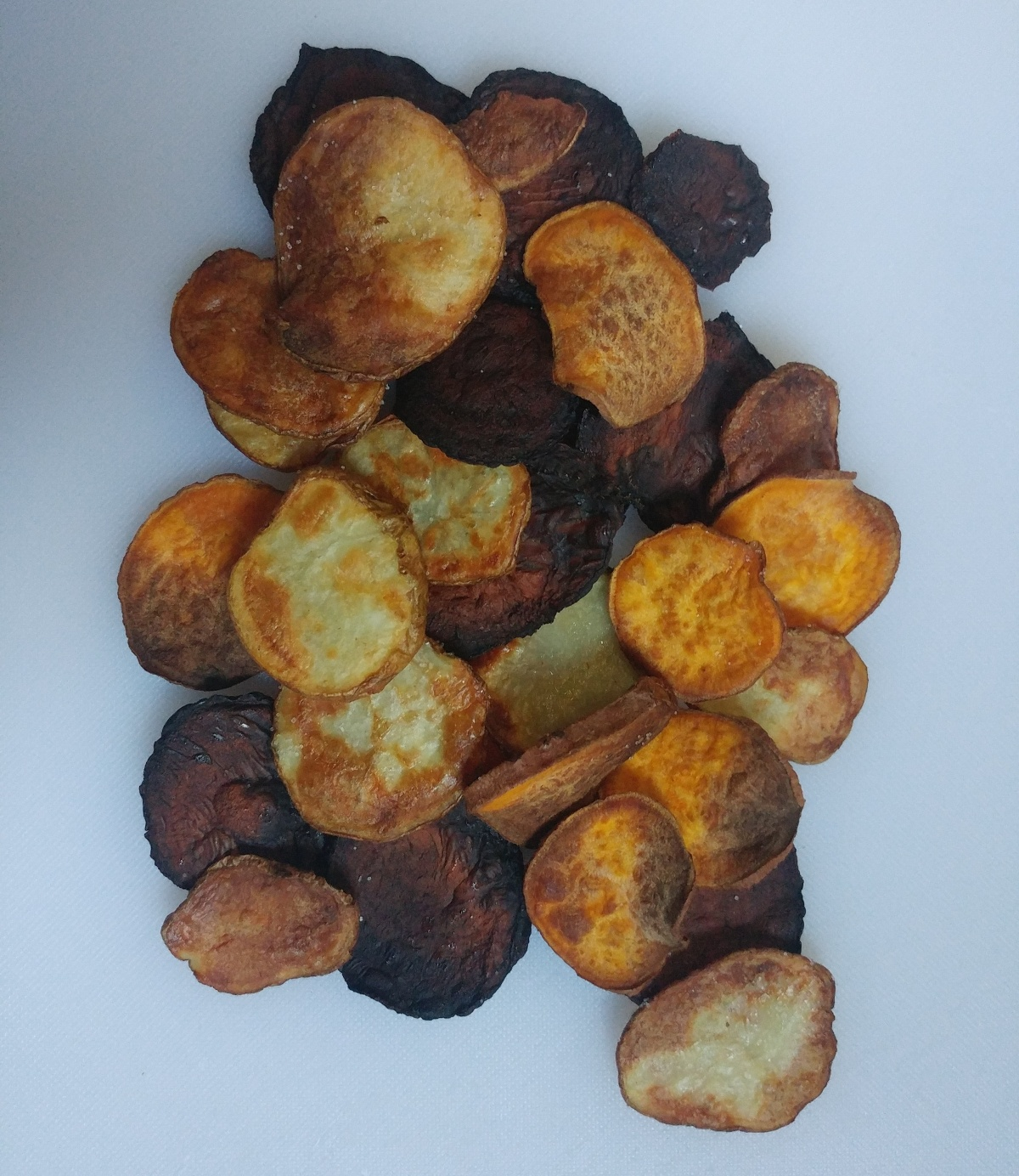 Easy Veggie Chips!